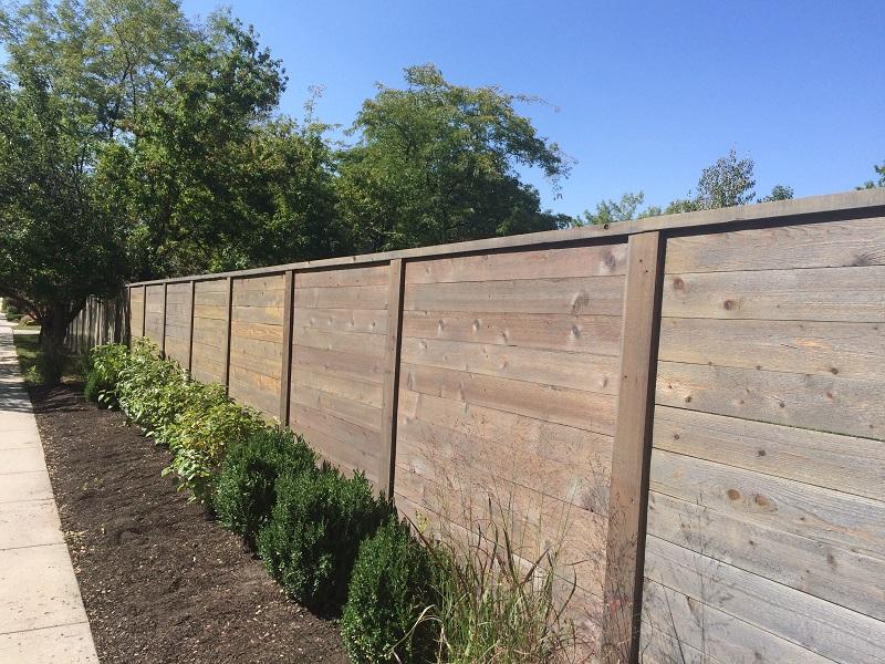 Wood Fence Utah