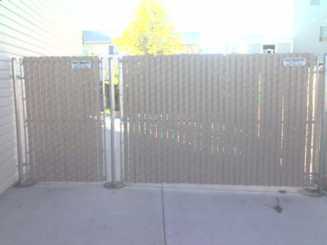Chain Link Gate West Jordan