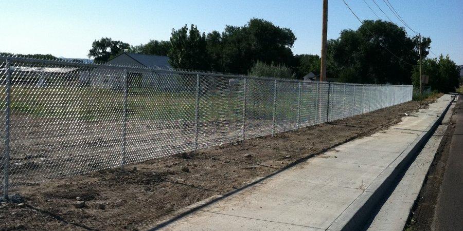 Chain Link Fence West Jordan, Utah