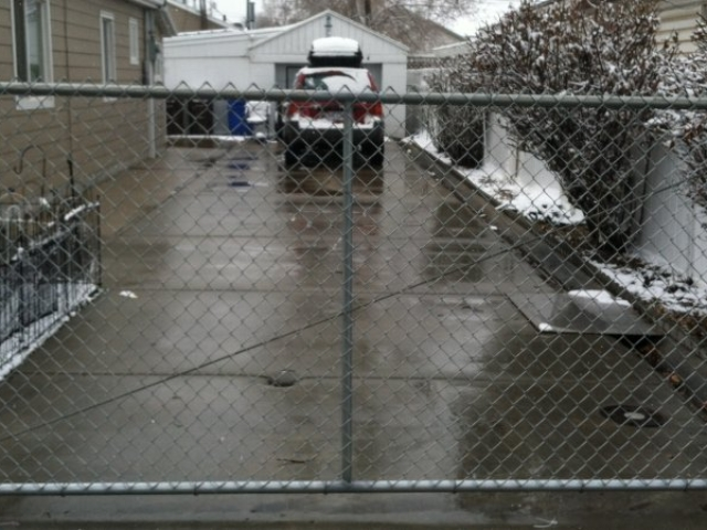 Chain Link Fence West Jordan