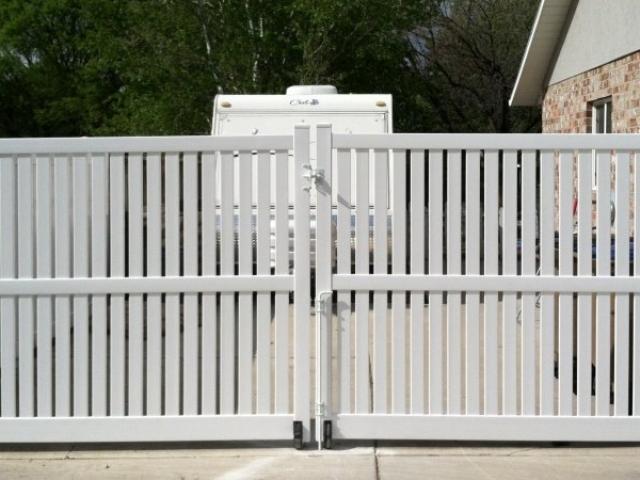 Vinyl fencing west jordan utah outback