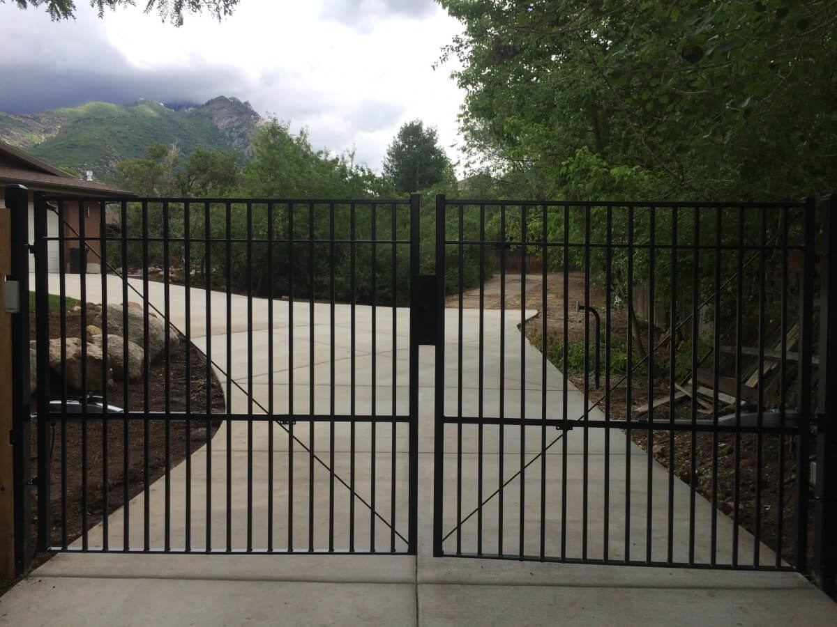 Utah Automated Iron Gates Company