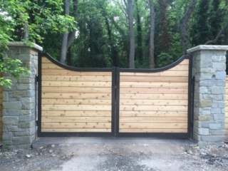 Utah Automated Wood Gates Company