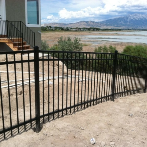 Utah Rod Iron Fence Company