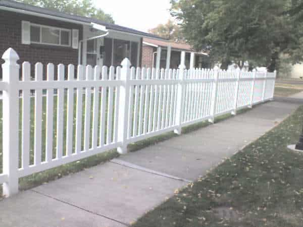 Utah Vinyl Fencing Company