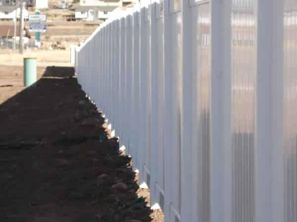 Vinyl Fencing West Jordan Utah Outback Fencing