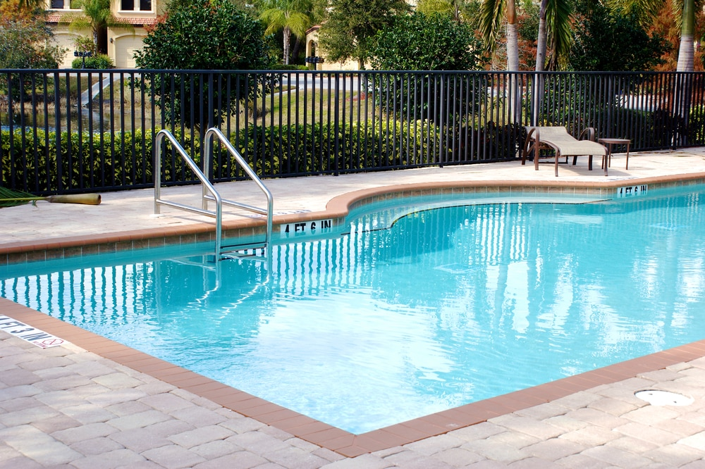 A Guide To Swimming Pool Safety Fences Outback Fencing