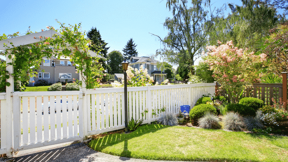 How to Transform your Spring Garden with Fencing