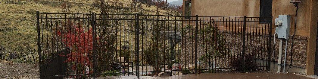 Ornamental Iron Fencing West Jordan Utah