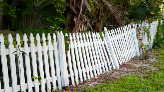 Tips for Tearing Down an Old Fence