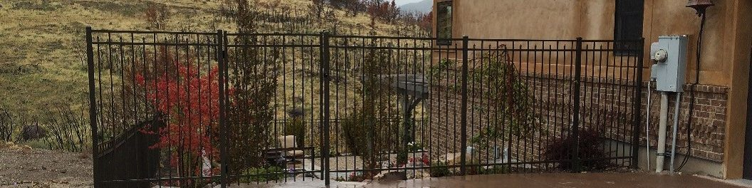 Utah-Fences-Company-Ornamental-Iron-Fencing