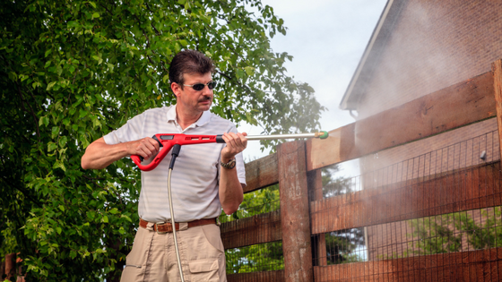 How To Clean Different Types of Fencing