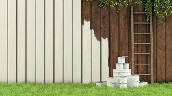 Staining VS. Painting Your Fence